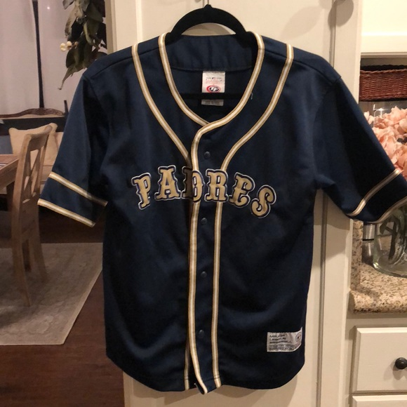 the latest ba7df fe7ee Womens XL San Diego Padres Jersey